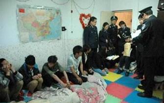 学生失踪20天竟在传销组织衣柜中