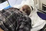 泰州81岁大爷挥斧砍72岁老伴后 喝下毒药身亡