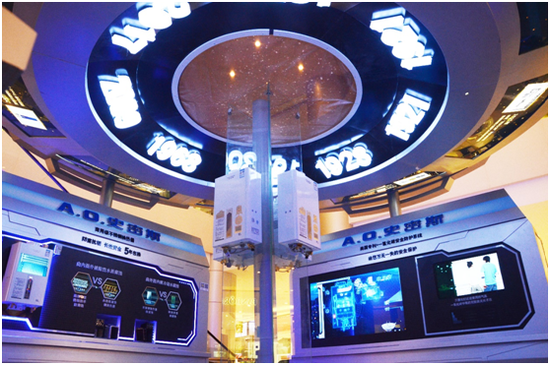 """A.O.史密斯神秘""""太空舱""""降临深圳 创新诠释燃气热水器"""