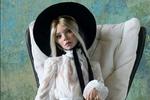 俄罗斯一对艺术家创作的十分逼真的玩偶娃娃
