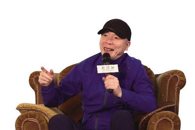 """冯小刚:演艺圈被""""偶像文化""""给害了"""