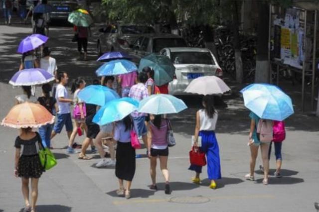 7月30日江苏大部地区气温有望降到35℃以下