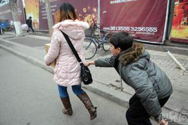 南京一悲催小偷 行窃后被女子狂追2公里逮住