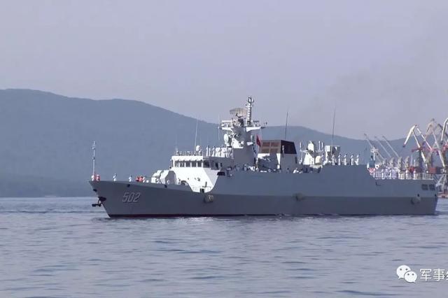 中国海军到底有多牛