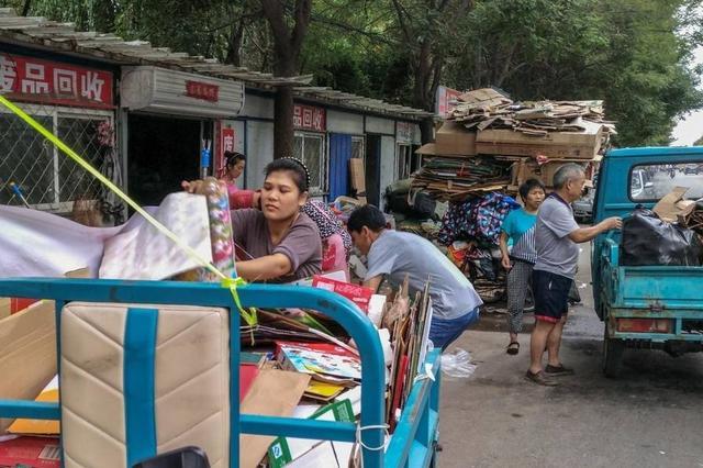 靠着收垃圾 这5兄妹个个在扬州买房落户