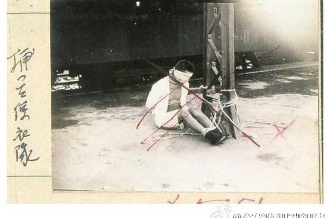 盘点被侵华日军禁止发表的照片