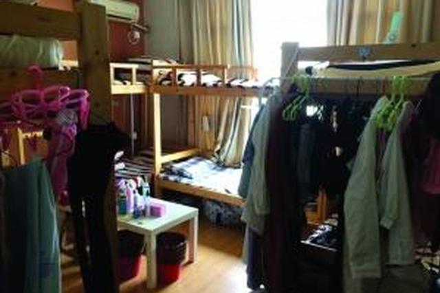 南京一公寓28个床位 新街口群租房一房间塞10人