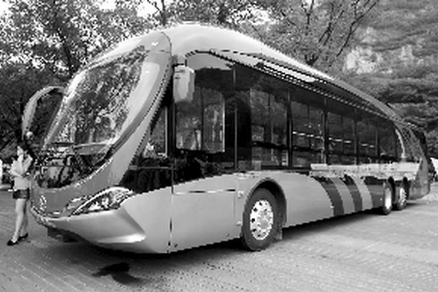 4年内,南京主城所有公交将换新能源车