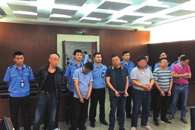 """法院对""""老赖""""出重拳 6名失信被执行人被司法拘留"""