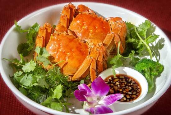 固城湖螃蟹(图/南京城市摄影队)
