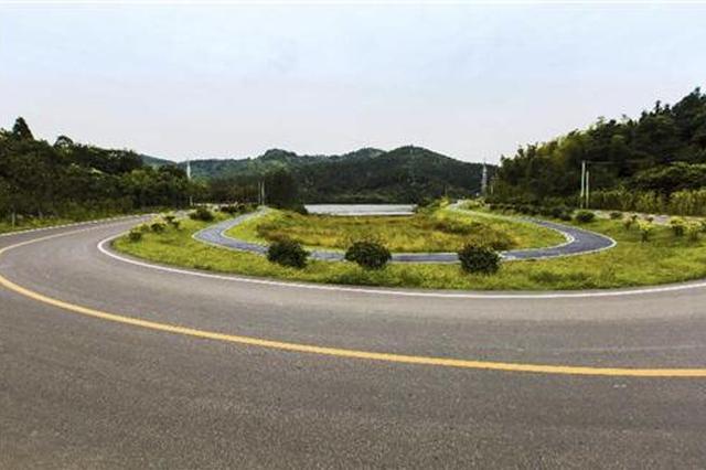 惠及700多个村 南京未来3年再建2000公里农村路