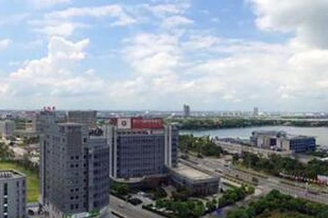 苏州吴江高新区接轨上海提速 两地通行只需20分钟
