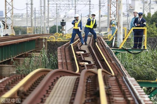 高铁漏水后火车道也弯了 日本制造再曝事故