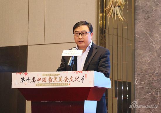 江宁区委常委、副区长张会祺 致欢迎辞