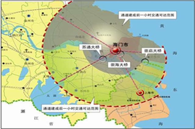 未来3年江苏将再建10条过江通道 详细规划出炉