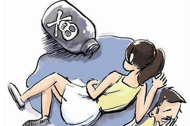 常州一男孩报警称母亲自杀 真相是喝保健品晕了