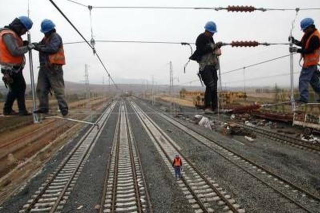 盐通铁路计划开工:4年后,盐城到上海仅需1小时