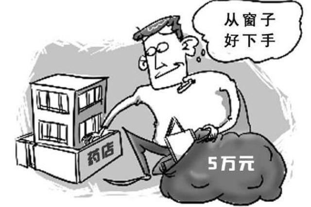 镇江一男子顺走钥匙偷空调 被判半年刑