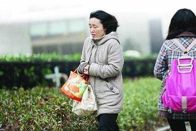 """一股冷空气来为""""小雪""""打call 南京处于入冬进行时"""