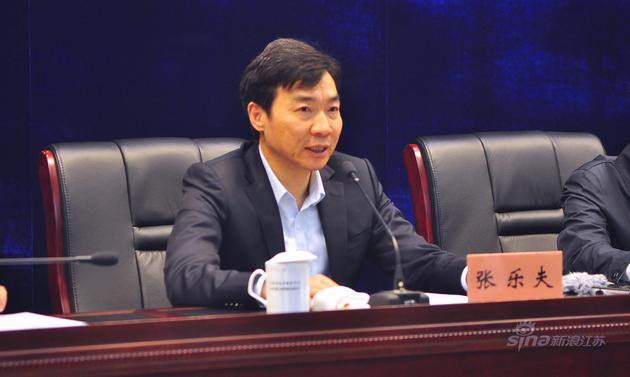 江苏省政府副秘书长张乐夫