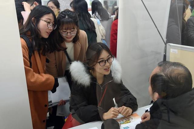 无锡梁溪155家企业组团赴南京揽才,岗位平均月薪5000以上