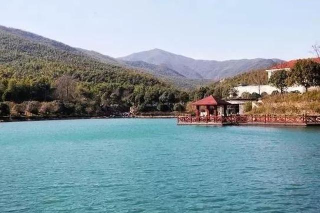 无锡宜兴湖㳇,位于苏浙皖三省交界。