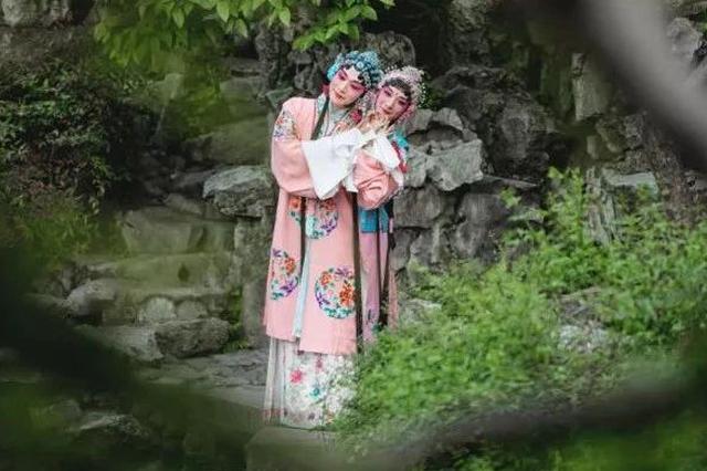 昆曲,是中国古代文人雅趣的典范。