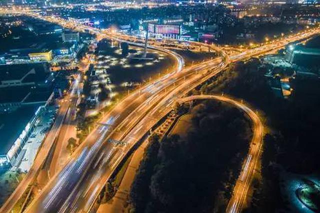 南京机场二通道江宁段或改高架 通车时间将进一步延后