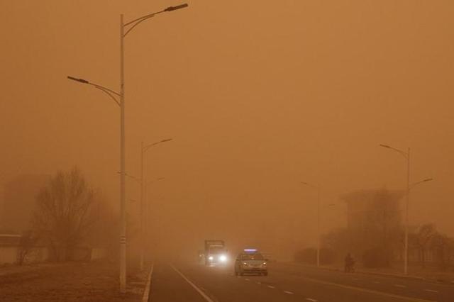 未来两天出门记得戴口罩 江苏将自北向南受沙尘影响
