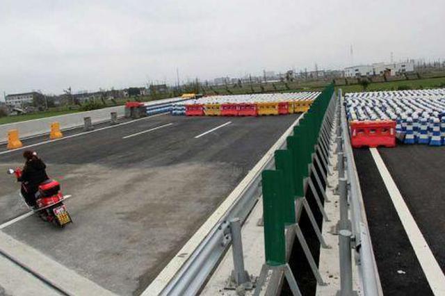 """南京主城有41条跨区断头路 一半""""卡""""在拆迁上"""