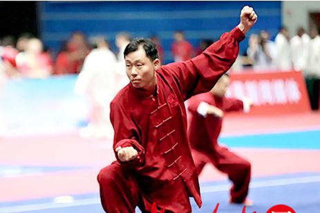 徐州国际武术大赛开赛 3700多名武林高手武林争霸