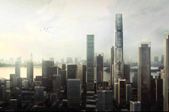 金融人才子女入学享优待 江北新区打造新金融中心