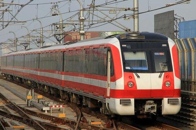 宁溧城际本月底开通运营 南京还有三条地铁在建