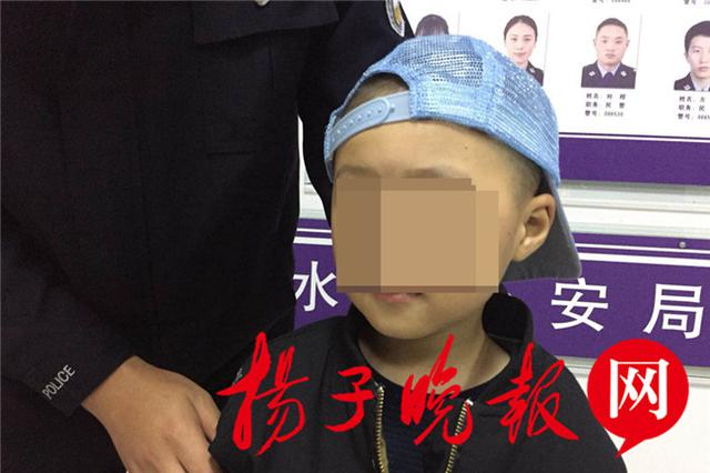 母亲病故不知父亲是谁 淮安自闭症男童深夜被弃路边