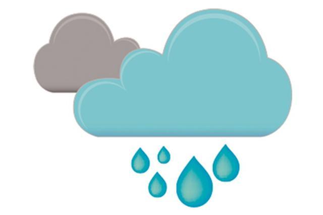 暴雨来袭 江苏局地今迎强降水 明天天气转好