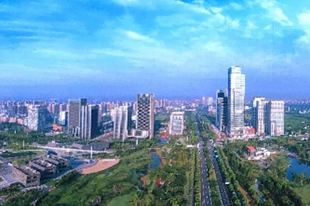 把生态福利变成人才引力 扬州打造江苏首个人才公园