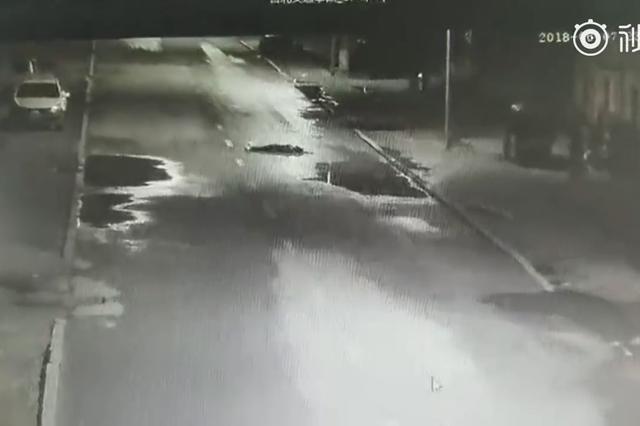 15岁女生醉倒街头遭两车碾压身亡 肇事者逃逸后投案