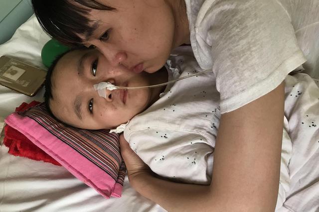 离异妈妈身患肿瘤放弃治疗 只为省钱救女儿