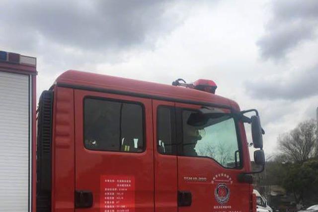 江苏苏州一企业厂房发生火灾 已造成6人遇难