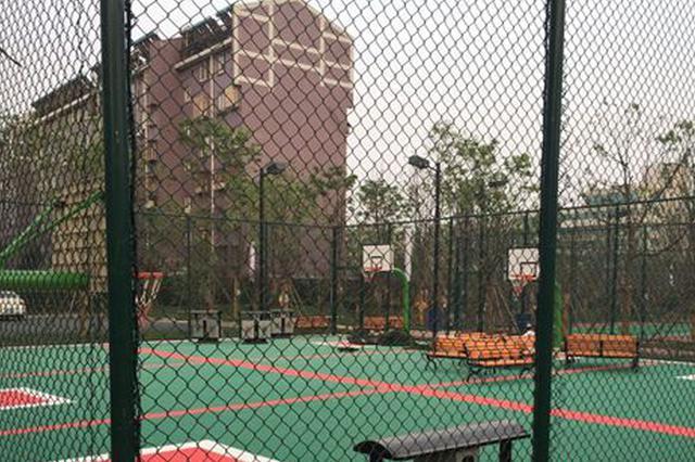 扬州一处空地多年未开发 政府顺应民意建成公园开放