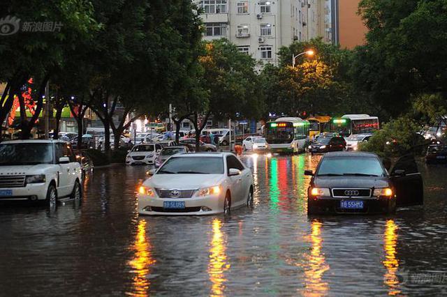 18日夜间到20日沿江苏南有较强降雨