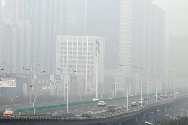 大气污染防治法实施2年 江苏雾霾少了蓝天多了