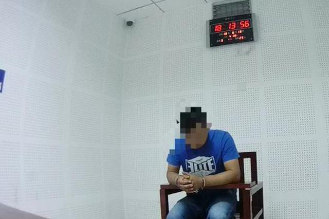 男子5天盗窃200多斤电缆 只为换钱泡网吧