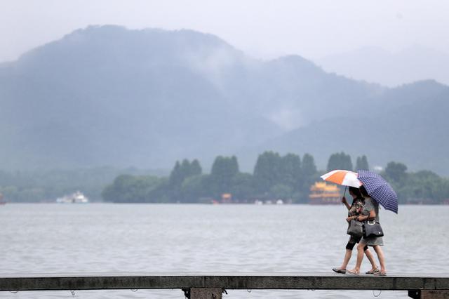 苏州昨日正式出梅南京也即将告别梅雨 最高气温将达35℃