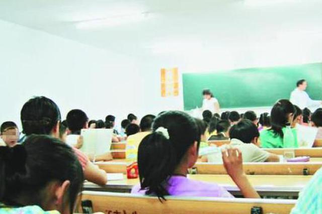 小升初面临地狱式暑假:分班考难度大只能从早学到晚