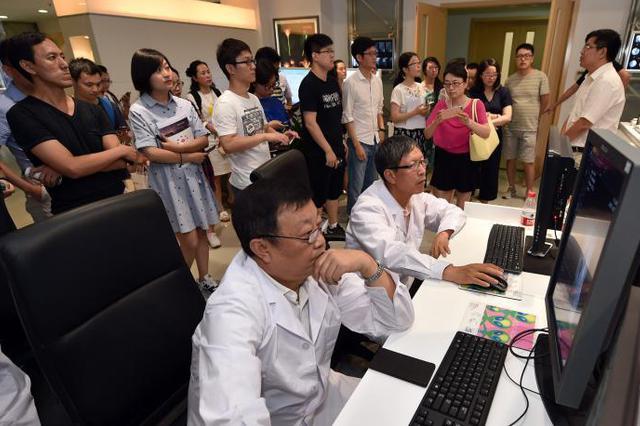 江苏高校争相成立AI学院 人才培养尚缺统一标准