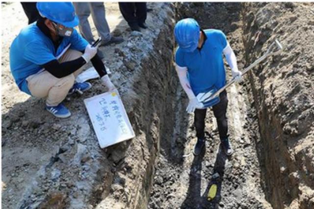 采样土壤pH值12.28!金坛非法填埋化工肥料案嫌疑人被刑拘