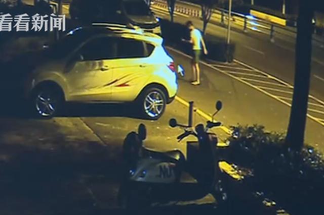 """5个孩子组团偷盗8辆摩托 不为销赃只为""""拉风"""""""