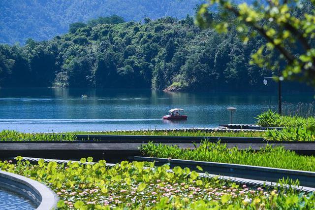 江苏划国家级生态保护红线 覆盖面积超1.8万平方公里