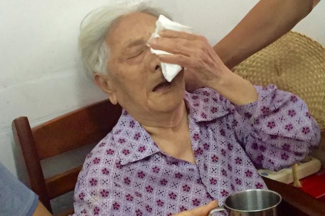 94岁老人控诉日军当年性暴行 强烈要求把经历公之于世